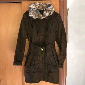 Greenstone Coat